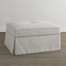 Custom Ottoman Rectangle Ottoman