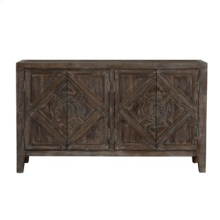 Springfield 4Dr Sideboard
