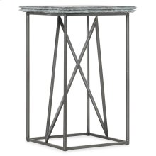 Living Room Besties Stone-Metal Martini Table