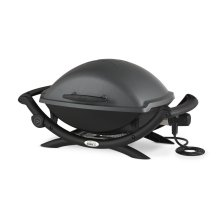 Q™ 2400™ Electric Grill - Dark Gray