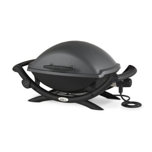 WeberQ™ 2400™ Electric Grill - Dark Gray