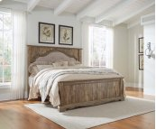 Shellington - Caramel 3 Piece Bed Set (King)