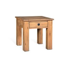 Mossy Oak End Table