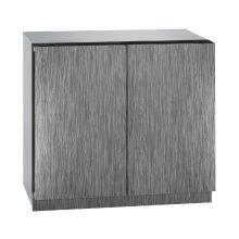 """Modular 3000 Series 36"""" Beverage Center With Integrated Solid Finish and Double Doors Door Swing (115 Volts / 60 Hz)"""