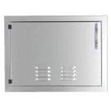 "Pro Series 24"" Horizontal Access Door with Louvers"