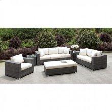 Somani 3 Pc Set + Bench + 2 End Tables