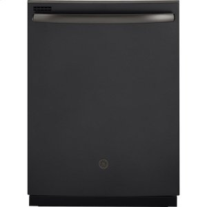 GE®Top Control with Plastic Interior Dishwasher with Sanitize Cycle & Dry Boost