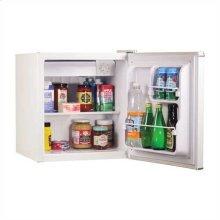 1.7 Cu. Ft. Energy Star Refrigerator with Freezer, White