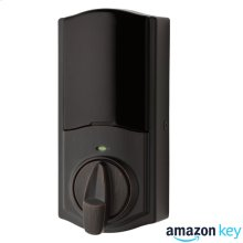 Kwikset Convert Smart Lock Conversion Kit Amazon Key Edition - Venetian Bronze