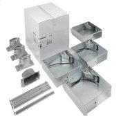 Broan® LoProfile 80 CFM Ventilation Fan Project Housing Pack, 1.0 Sones