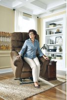 Power Lift Recliner -TRUFFLE Product Image