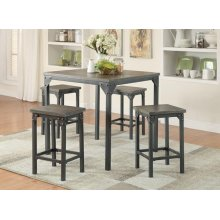 5PC PACK COUNTER HEIGHT SET