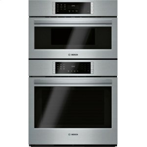 Bosch800 Series Combination Oven 30'' Stainless Steel HBL8753UC
