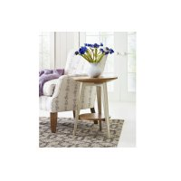 Hygge by Rachael Ray Round End Table Product Image