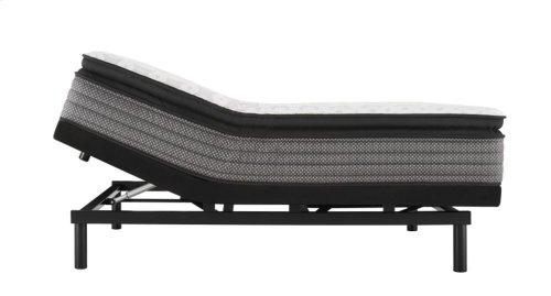 Response - Performance Collection - H1 - Plush - Euro Pillow Top - Split Queen
