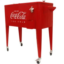 "Coca-Cola® ""ICE COLD"" 80 qt. Cooler"