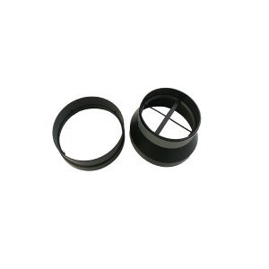 BertazzoniCharcoal Filter Kit for KCH models Nero