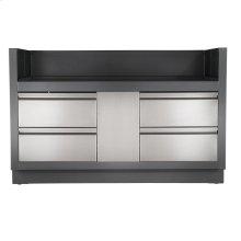 OASIS™ Under Grill Cabinet for Built-in Prestige PRO™ 825