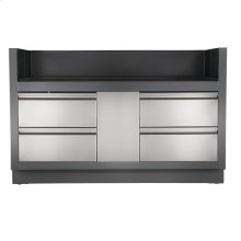 OASIS™ Under Grill Cabinet for Built-in Prestige PRO™ 825