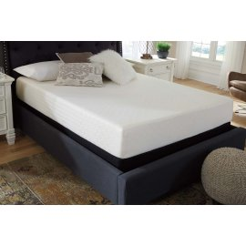 "Chime Memory Foam 10"" Queen Mattress"