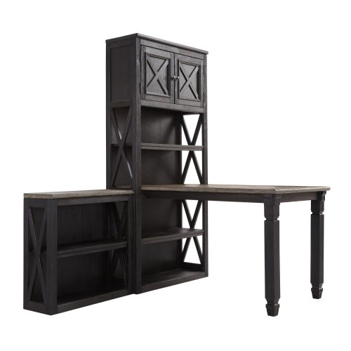 Bookcase Desk Return