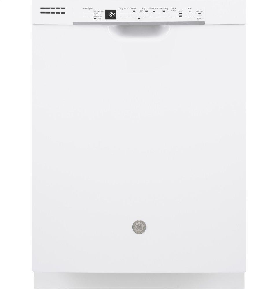 GEFront Control With Plastic Interior Dishwasher With Sanitize Cycle & Dry Boost