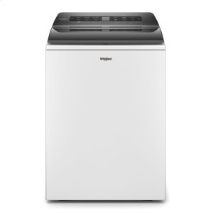 4.8 cu. ft. Smart Capable Top Load Washer - WHITE