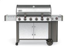 Genesis II LX S-640 Gas Grill Stainless Steel Natural Gas