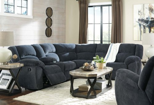 Timpson - Indigo 2 Piece Sectional
