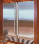 Carbon Stainless 601F All Freezer Product Image