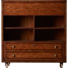 Mulholland Mobile Cabinet / Bar - Pecan Product Image