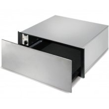 "Built-in stainless steel 30"" warming drawer"