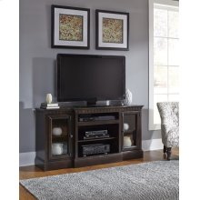64 Inch Console - Tobacco Finish