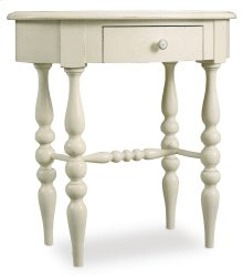 Bedroom Sandcastle Leg Nightstand