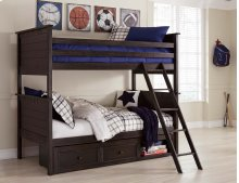 Jaysom - Black 4 Piece Bedroom Set