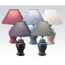 Porcelain Accent Lamp