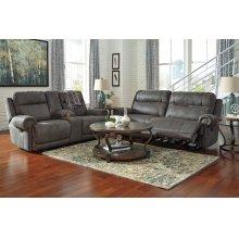 Austere - Gray 6 Piece Living Room Set
