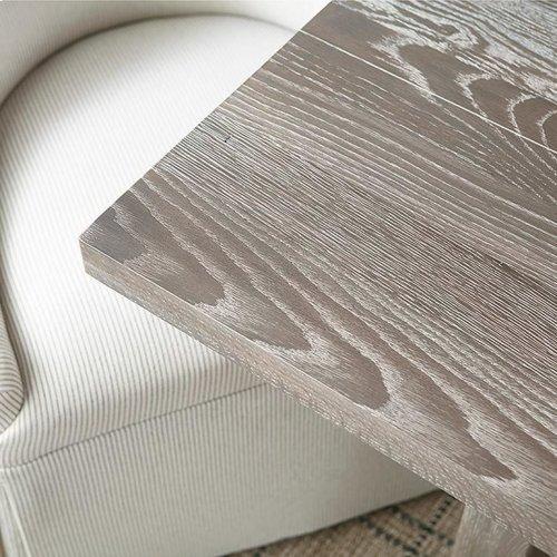 "Bench*Made Oak 126"" Artisan Table"