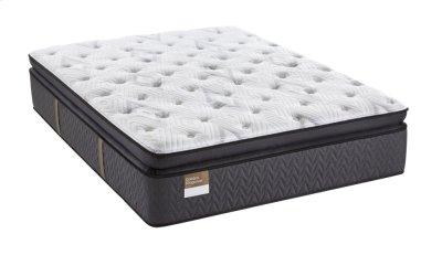 Golden Elegance - Precious Magnificence - Euro Pillow Top - Plush - Queen