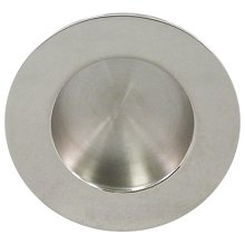 Round Pocket/Cup Pull w/Circular Opening, US32