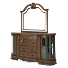 Sideboard & Mirror