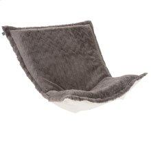 Puff Chair Cushion Angora Stone