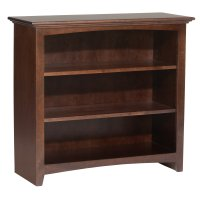 "CAF 36""H x 36""W McKenzie Alder Bookcase Product Image"