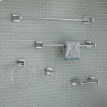 Cs Series Towel Ring - Brushed Nickel