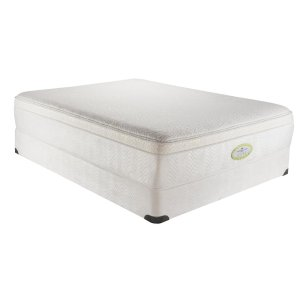 SimmonsNatural Care - Latex Model Three - Pillow Top - Cal King