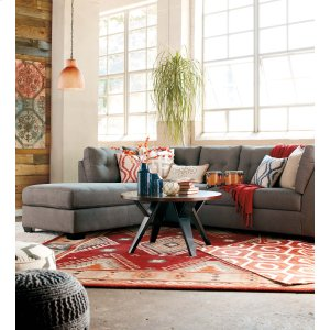 Ashley Furniture Maier - Charcoal 2 Piece Sectional