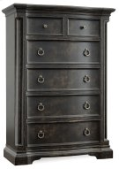 Bedroom Auberose Five-Drawer Chest Product Image