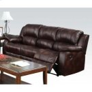 Brown P-mfb Sofa W/motion Product Image