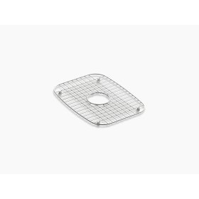 "Stainless Steel Stainless Steel Sink Rack, 12-1/4"" X 16-1/2"" for Undertone and Verse Kitchen Sinks"