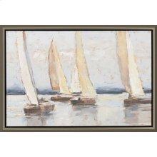 Sailing at Dusk II